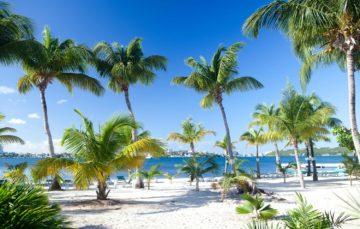 Les attractions touristiques de la partie française de l'île Saint-Martin