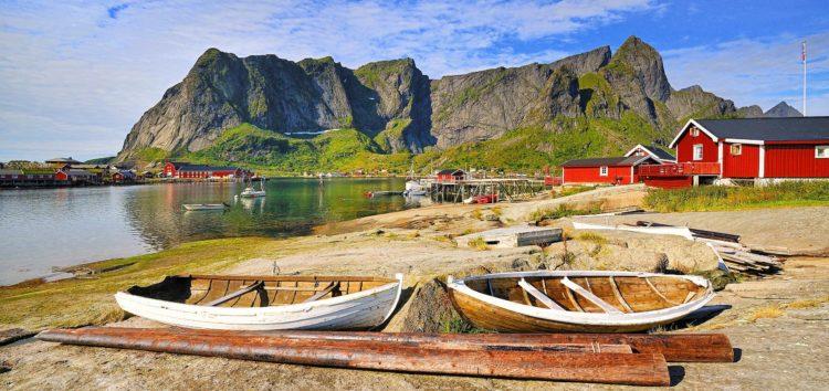 Iles des Lofoten : empire des indestructibles vikings et de splendides paysages