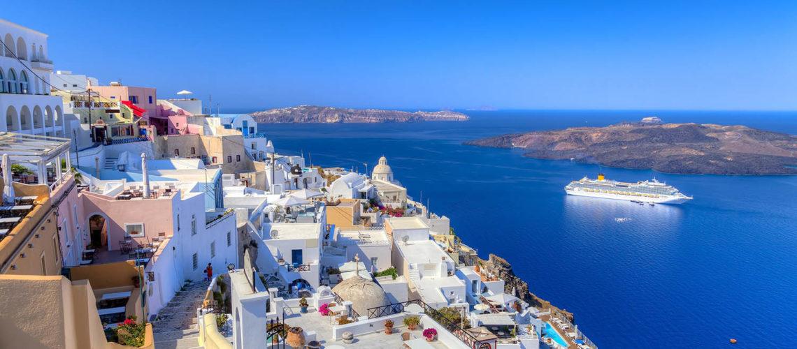 Une variété d'îles en Grèce, faites le bon choix en fonction de vos goûts