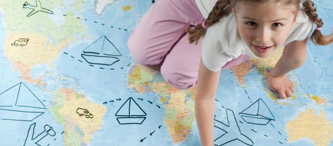 Les formalités pour partir voyager avec un enfant